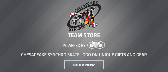 Chesapeake Synchronized Skating Spirit Wear